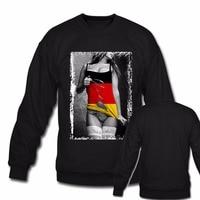 Rock Hoodies German Flag Sexy Beautiful 3D Print Hoodie Punk Rock Men Fashion Pullovers Hoody Top Men Women Hip hop Oversize