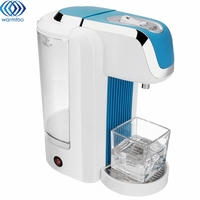 2 5L Instant Heating Electric Kettle Fast Hot Water Dispenser Kettle Boiler Heater 220 240V 2200W