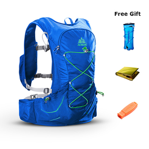 AONIJIE C930 15L Lightweight Hydration Backpack Ruckback  Bag with 2L Water Bag For Outdoor Sports Marathon Racing Hiking