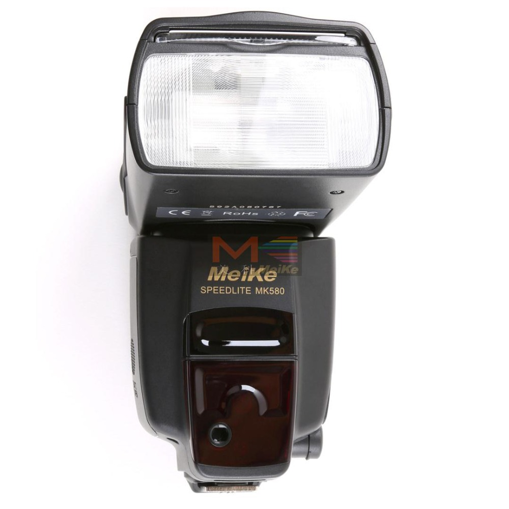 ORIGINAL INSTRUCTION MANUAL FOR CANON 580 EXII ELECTRONIC FLASH