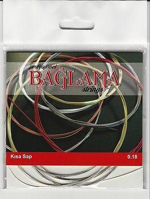SHORT NECK TURKISH BAGLAMA SAZ STRINGS TRS-101