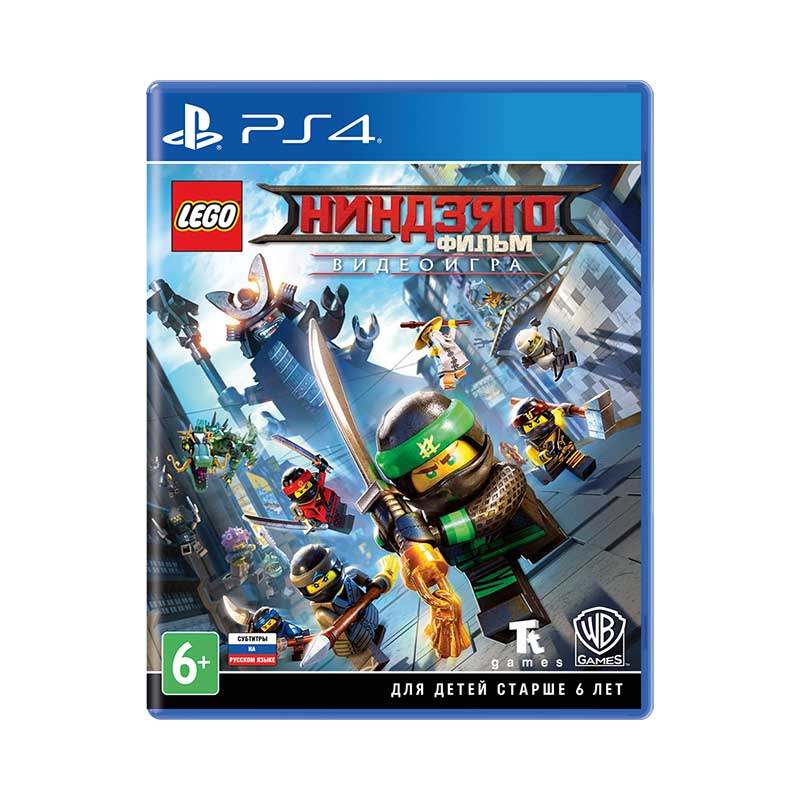 Game Deal PlayStation LEGO: Ninjago Movie