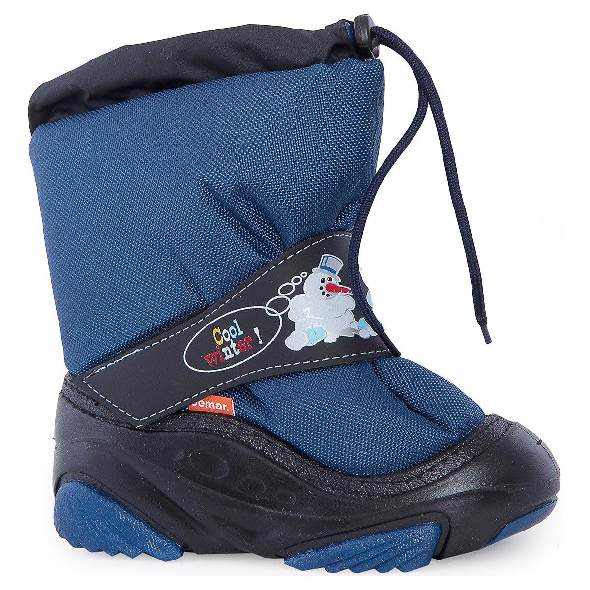 Stivali Demar per i ragazzi 6835033 Valenki Uggi Capretti Del Bambino di Inverno Dei Bambini scarpe MTpromo