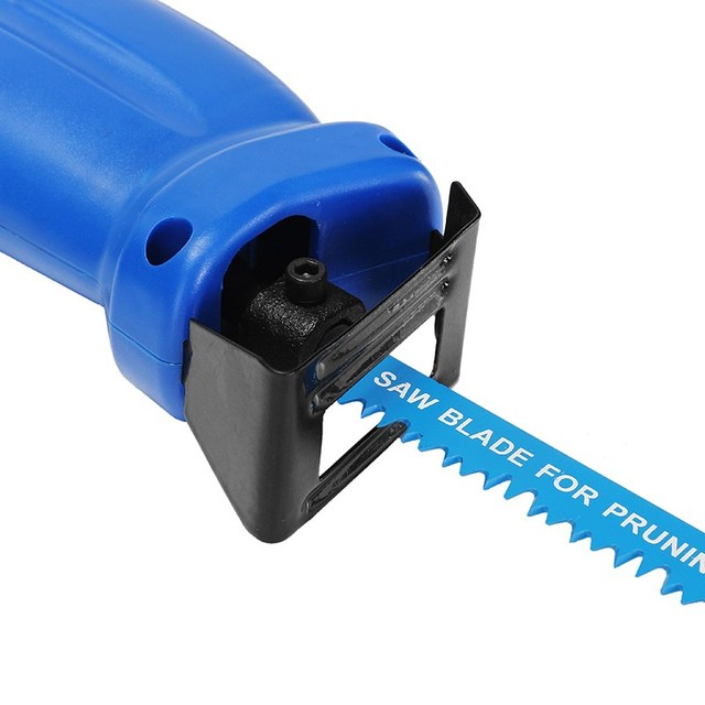 Portable Reciprocating Saw Adapter Set Changed Electric Drill Into Reciprocating Saw 4