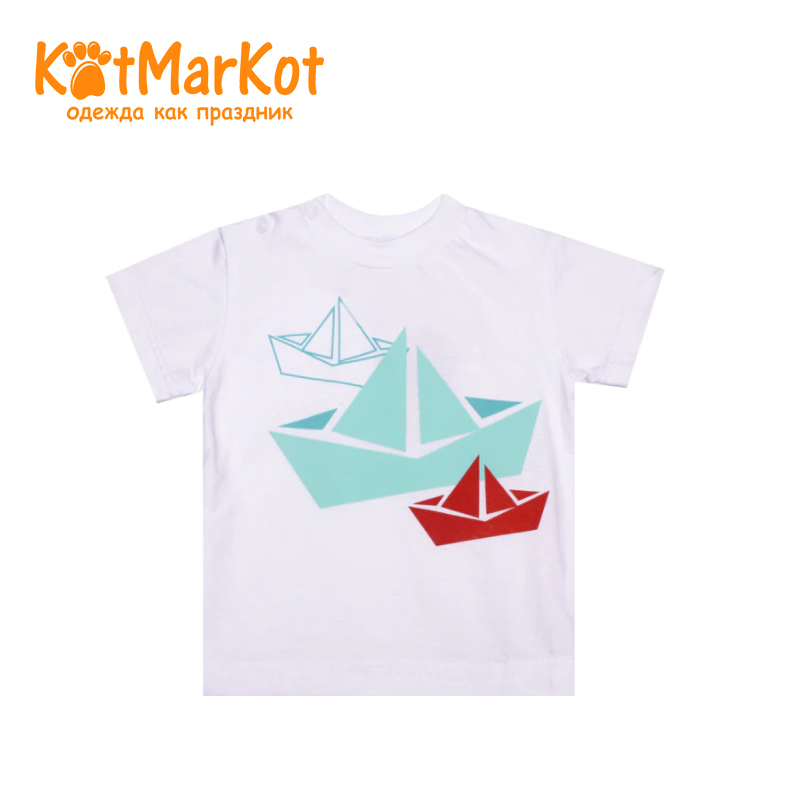T-shirt Kotmarkot 7957 children clothing cotton for baby boys kid clothes t shirt kotmarkot 7759 children clothing cotton for baby boys kid clothes
