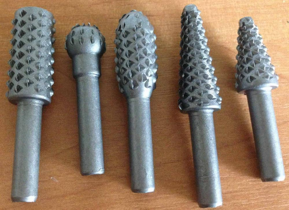 Durable Woodworking Rotary Rasp Set (5Pcs) photo review