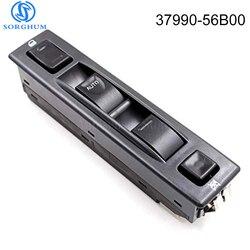 37990-56B00 Electronic Power Window Master Control button Switch for Suzuki Sidekick 1992-1998 for Geo Tracker Vitara 3799056B00