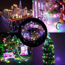 Buy christmas light remote control and get free shipping on 10m usb copper wire fairy led string light indoor outdoor christmas decoration lighting rf wireless remote aloadofball Gallery