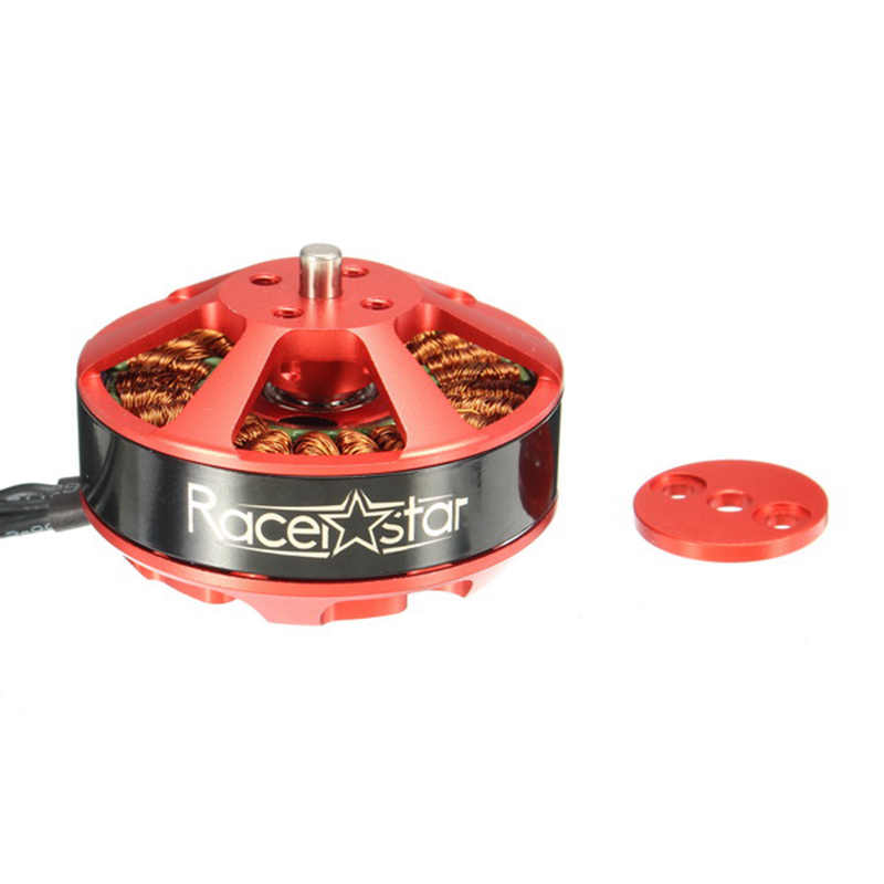 Racerstar Racing Edition 4108 BR4108 380KV 4-12S Motor Brushless para 500 de 550 RC 600 Kit de Marco