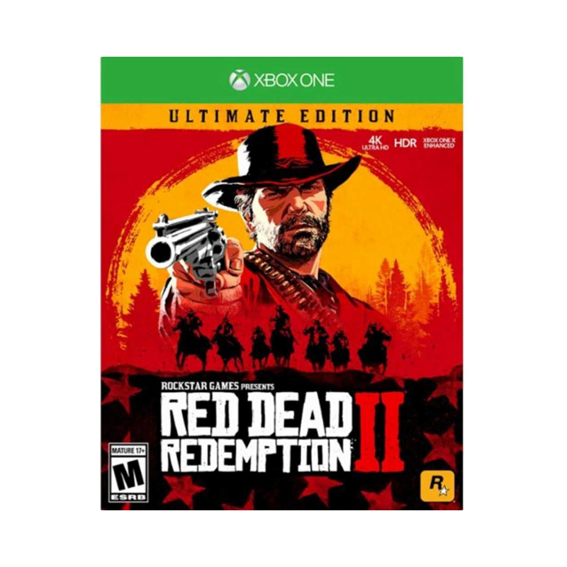 Game Deals xbox Microsoft Xbox One Red Dead Redemption 2 sleeping dogs definitive edition xbox one