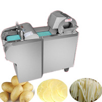 BEIJAMEI Electric Industrial Vegetable Cutter Cutting Machine/Commercial Potatoes Carrot Vegetable Slicer Slicing