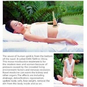 Image 3 - Moxibustion Moxa Đốt Hộp 10 Nguyên Chất Moxa Dính Cuộn Trung Quốc Truyền Thống Massage Trị Liệu Cho Antistress & Châm Cứu