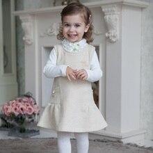 Платье, кофта Lucky Child арт. 53-66 53-26 (Маленькая леди) [сделано в России, доставка от 2-х дней]