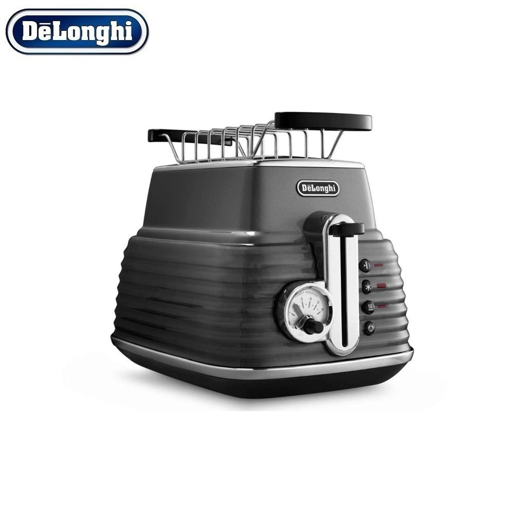 Toaster DeLonghi CTZ2103 Toaster sandwich home kitchen appliances cooking fry bread to make toasts Bread Maker grill