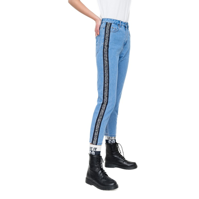 Jeans befree for female cotton pants women clothes apparel  1811318759-102 TmallFS