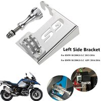 Motorcycle Left Camera Mount Bracket For BMW R1200GS GS LC ADV 2013 2016