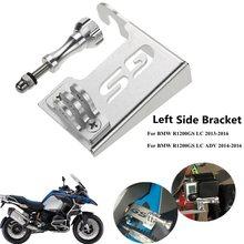 Мотоцикл Левый Камера кронштейн для BMW R1200GS GS LC/adv 2013-2016