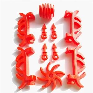 Image 2 - スタビライザーセット複合弓ゴムダンパーショックアブソーバー減衰装置狩猟弓と矢アクセサリー