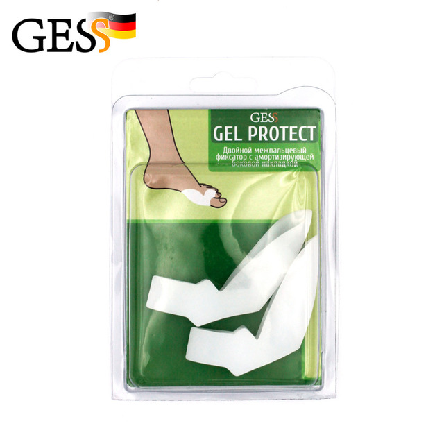 Двойной межпальцевый фиксатор Gel Protect Gess