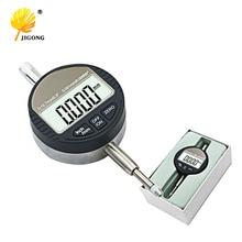 0.001mm Electronic Micrometer 0.00005″ Digital Micrometro Metric/Inch Range 0-12.7mm/0.5″ Dial Indicator Gauge With Retail Box