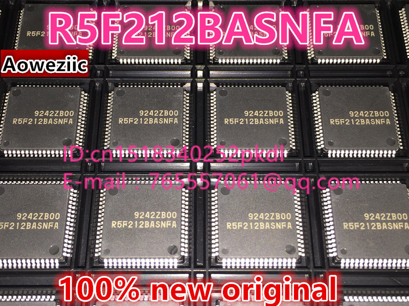 100% New Original   R5F212BASNFA  R5F212BASNFA#UO  LQFP64 Chipset new original stk403 100