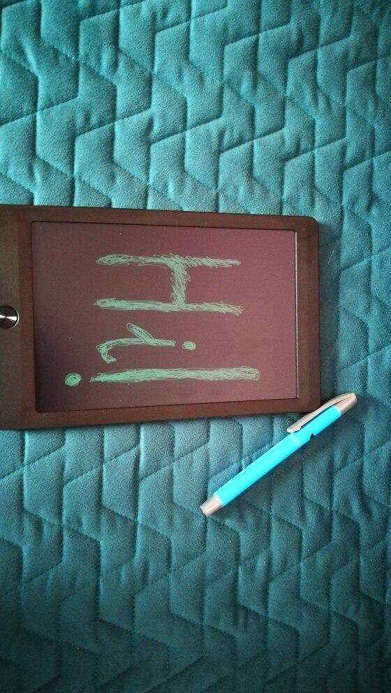 Nutikas LCD märkmik HappyTree™ photo review