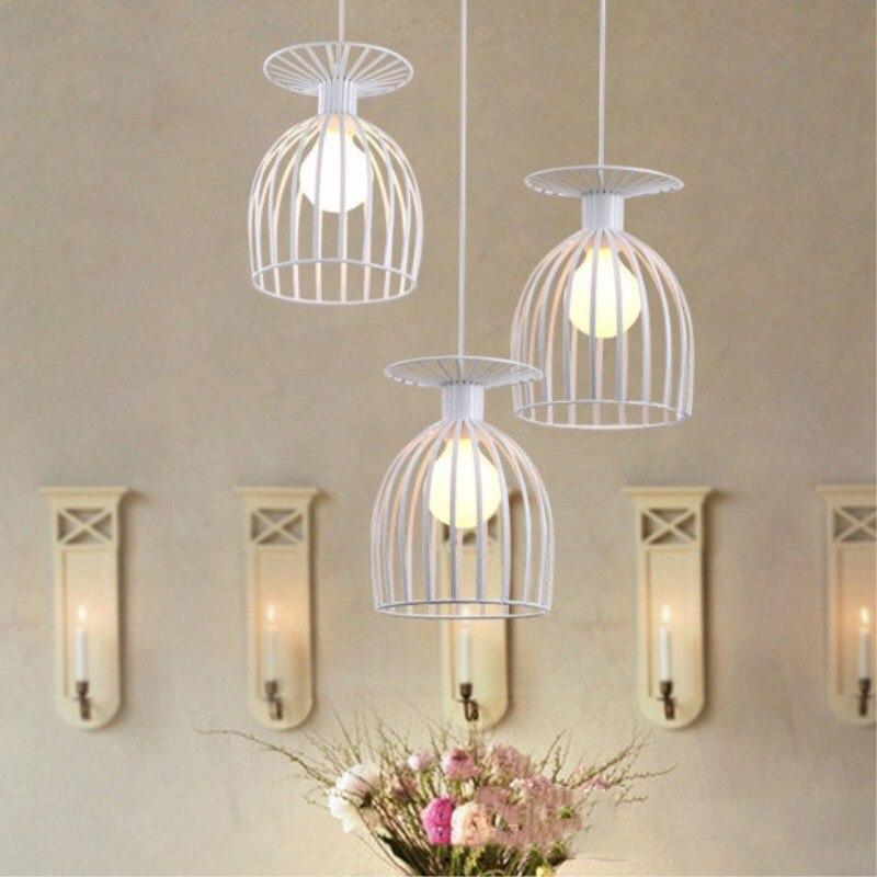 все цены на Modern Concise Northern Europe Art Fashion Iron Pendant Lamp Cafe Bar Restaurant Aisle Livingroom Decoration Lamp Free Shipping