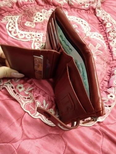 мужчины бумажник; Основной Материал: Натуральная Кожа; портмоне; держатель кредитной карты ;