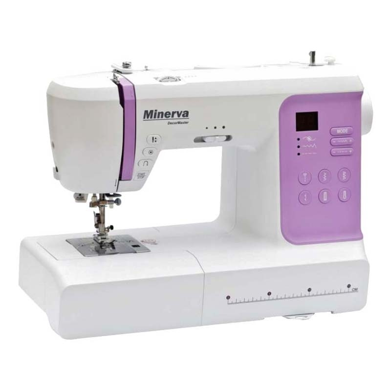 Sewing machine Minerva DecorMaster sewing machine minerva cs1000pro