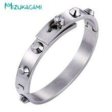 2017 Promotion Carter Love Bracelet Simple Fashion Round Bracelet Titanium Material For Women Elegant Design Jewelry Wholesale