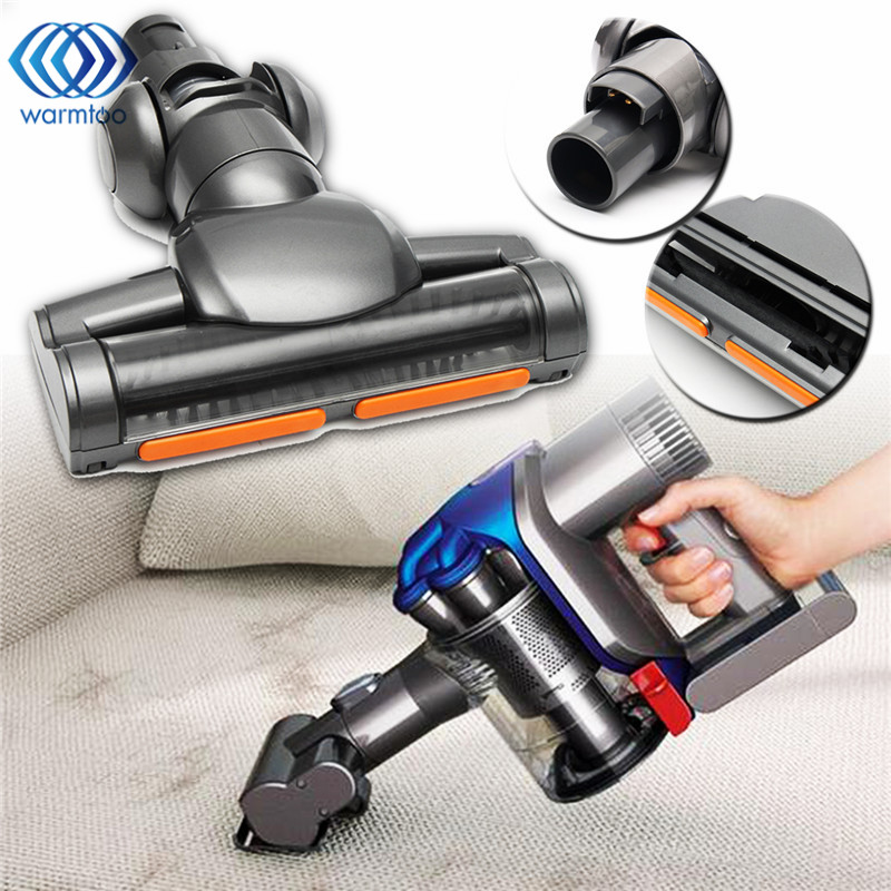 1Pcs New Motorized Floor Vacuum Turbo Cleaner Brush For Dyson DC45 DC58 DC59 V6 DC61 DC62 Vacuum Cleaner Parts dyson dc65 multi floor upright ball vacuum with 8 attachments