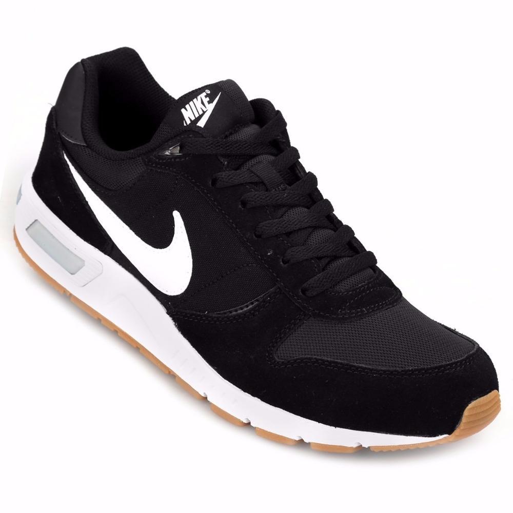 €59.95 |NIKE NIGHTGAZER Zapatillas de deporte para hombre y mujer, color negro. Retro running, lifestyle, urban, moda, streetstyle. in Zapatillas de