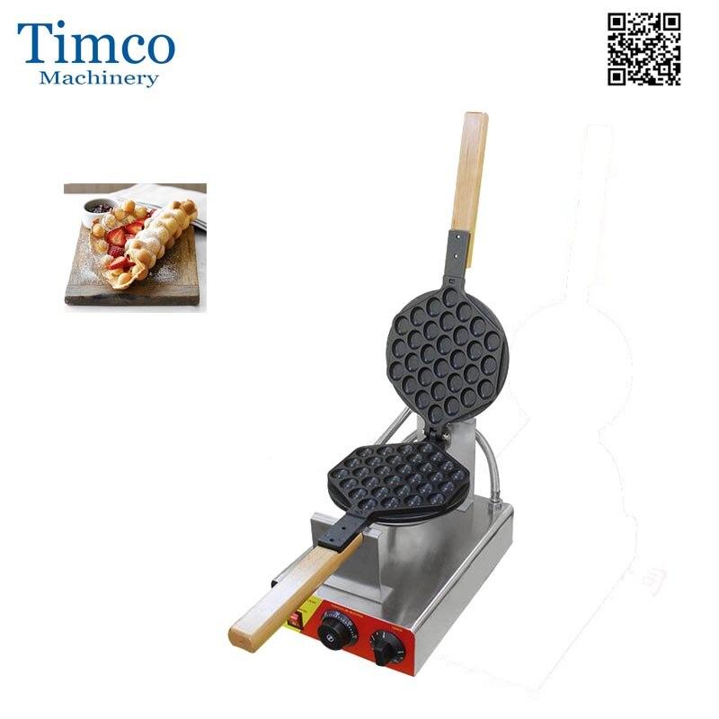 TIMCO Hong Kong Egg Waffle Maker Egg Waffle Making Machine mavala pearl mini colors 019 цвет 019 hong kong
