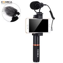 Comica Smartphone Video Kit CVM-VM10-K Surveillance Equipment For iPhone Samsung Huawei Phone