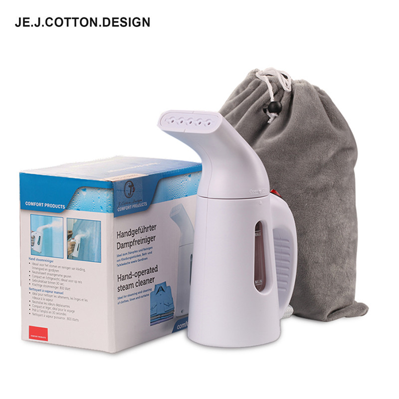 800 W vapor de la ropa para la ropa hierro de vapor máquina de limpieza para planchar mano ropa verticales vapores con bolsa 110/ 220 V