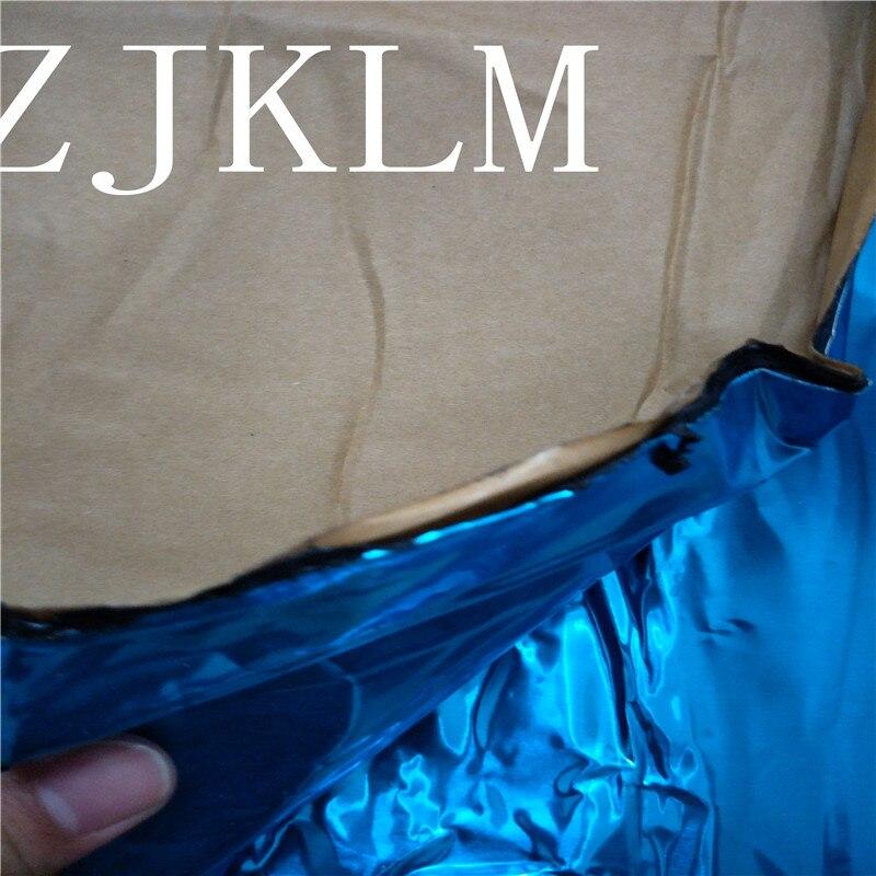 2mm Thickness 46cmx110cm Butyl Rubber Damping Sound Deadener Automotive Underfelt Roof Firewall Floor Underbody Anti Dampen