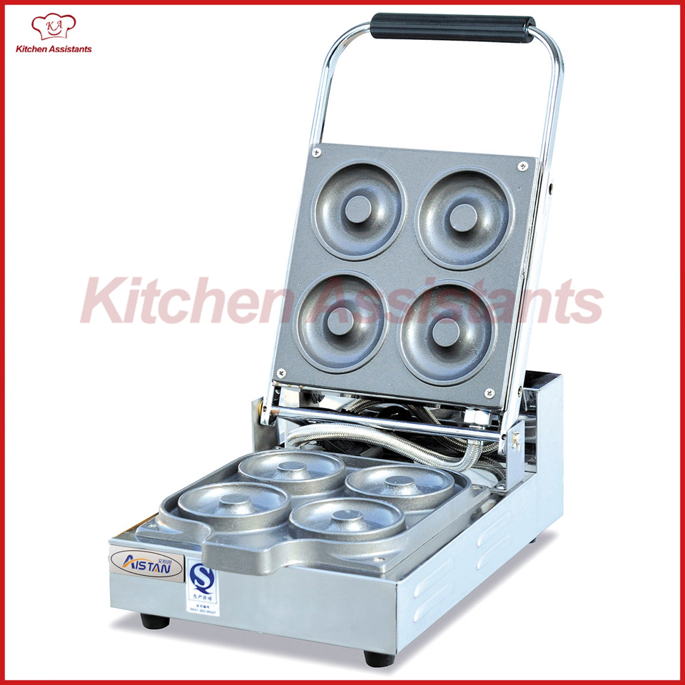 EG6A electric commercial desktop mini donut fryer baking making maker machine commercial 5l churro maker machine including 6l fryer