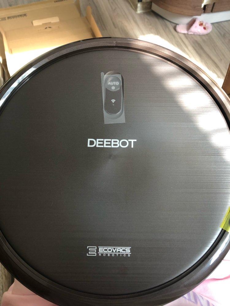 Робот пылесос Ecovacs Deebot N79S