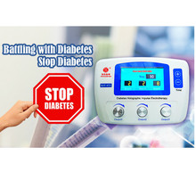 Diabetic Device Blood Sugar Treatment System DJT-4T3 Diabetes Holographic Impulse Electrotherapy Acupoint Stimulator рация djt 658