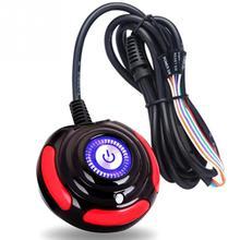 Button Swap 1.6m PC Desktop Energy Swap Button Case Energy Provide on / off Reset HDD Push Pc Web Cables Equipment