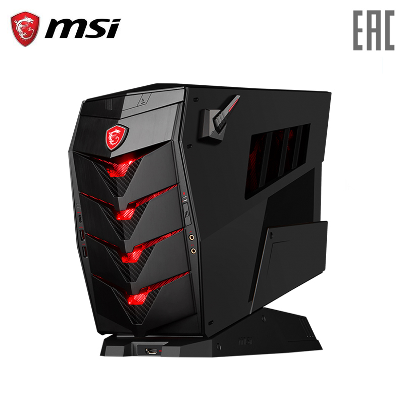 Desktop MSI Aegis 3 VR7RD-047RU I7-7700/2TB+256GB/16GB/GTX1070/DVD-RW/BT/WiFi/Black/Win10 (9S6-B90711-047) 0012