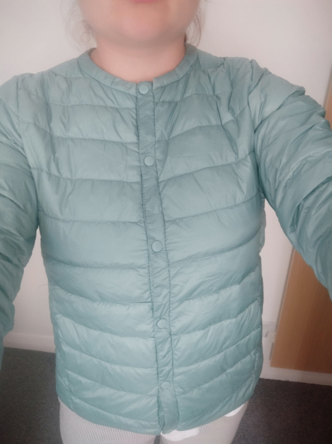 NewBang Brand Women's Down Jacket Ultra Light Down Jacket Women Collar-less Coat Feather Lightweight Portable Thin Slim Jackets