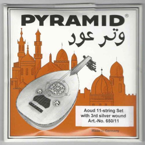 PROFESSIONAL OUD STRINGS ARABIC SYRIAN TUNING PYRAMID PSO-650