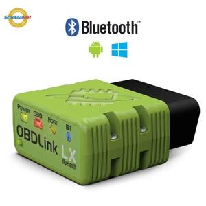 Image 2 - OBDLink LX Bluetooth OBD2 BIMMER kodlama aracı BMW için araç ve motosiklet otomotiv tarama aracı için Windows ve Android