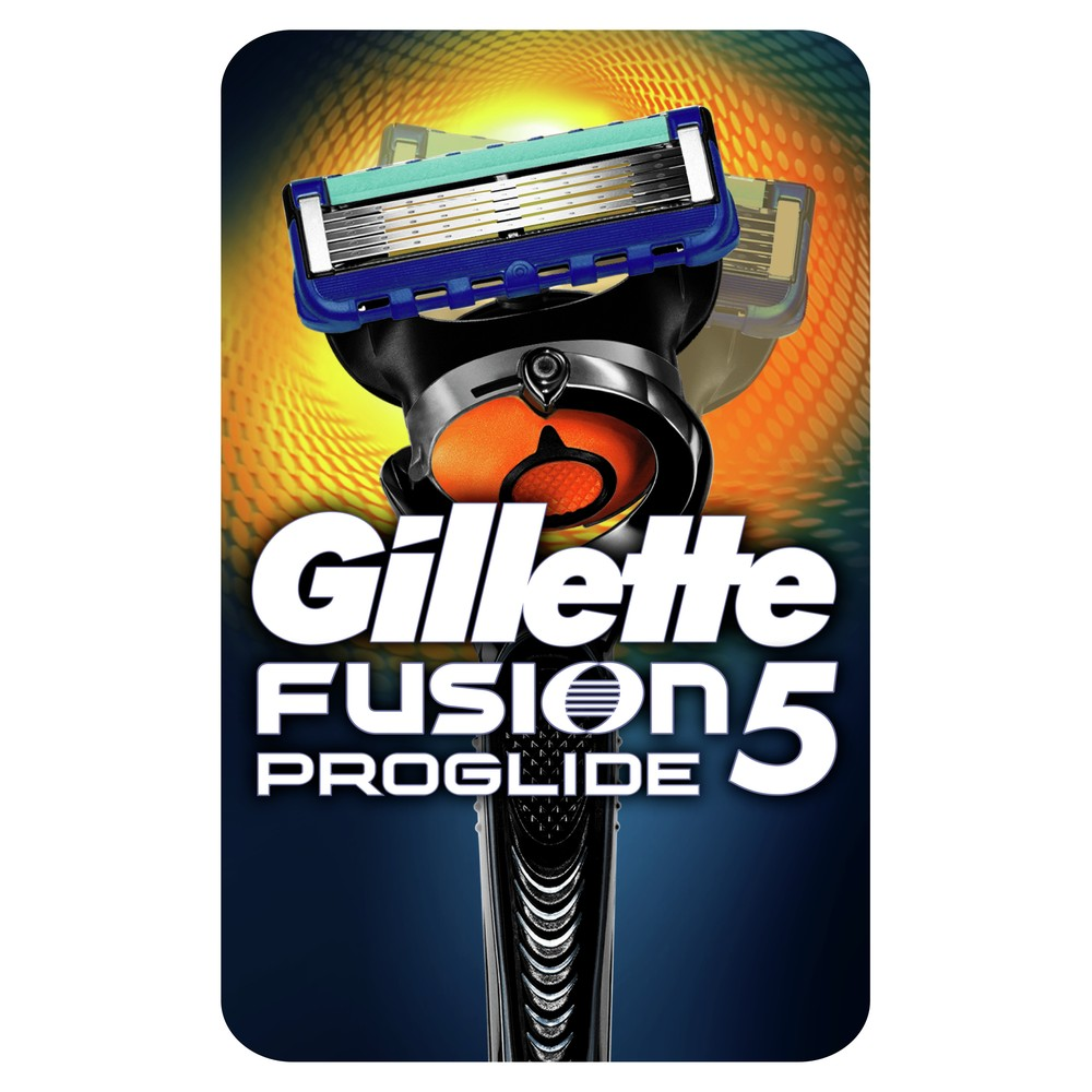 Фото - Razor Gillette Fusion ProGlide 5 Shaver Razors Machine for shaving + 1 Razor Blades for Shaving Machine 100% original philips electirc shaver s111 whole body washing support rechargeable with 100 240v voltage electric razor for men