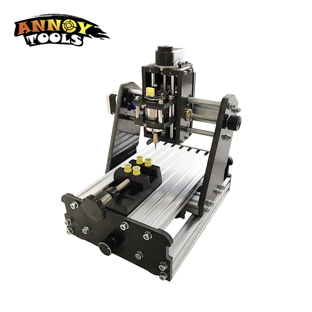 New ANNOYTOOLS CNC DIY engraving machine 3axis mini Pcb Milling Machine, Wood Carving machine, cnc router GRBL control cnc 2417 diy cnc engraving machine 3axis mini pcb pvc milling machine metal wood carving machine cnc router cnc2417 grbl control