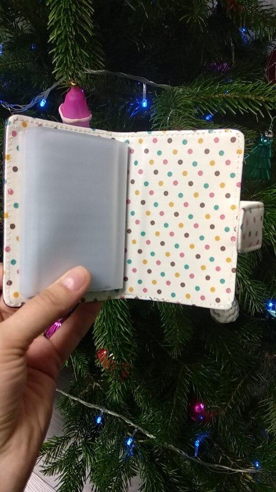 Vrouwen candy kleur top lederen bank creditcards grote capaciteit kaart portemonnee visitekaarthouder tarjetero hombre monederos photo review