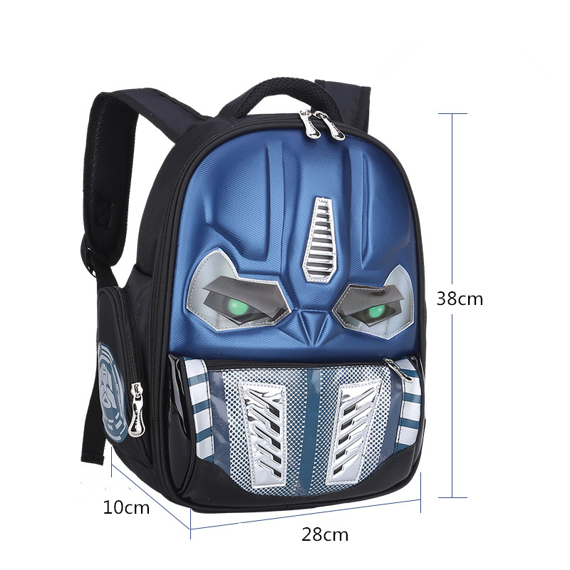 Image 5 - CHUNLONG 3D Cartoon School Bags For Boys and grils Children Backpacks Kids Child School Bag personality Backpack mochila escolar-in School Bags from Luggage & Bags on AliExpress
