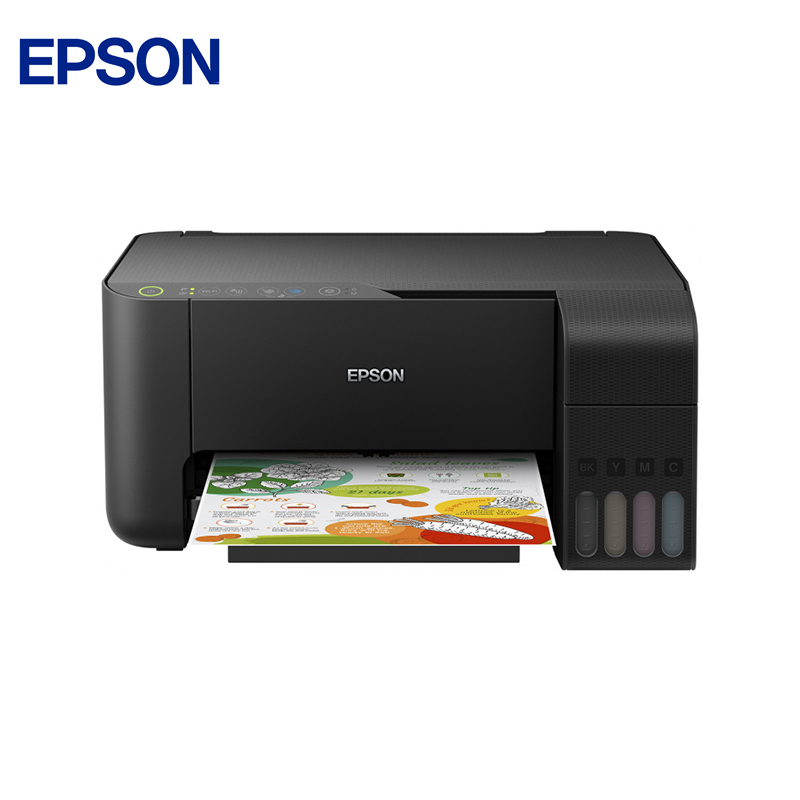 Multifunction printer EPSON L3150 gzl3001 80mm printer thermal label barcode printer usbport 80mm receipt bill printer thermal barcode printer automatic stripping
