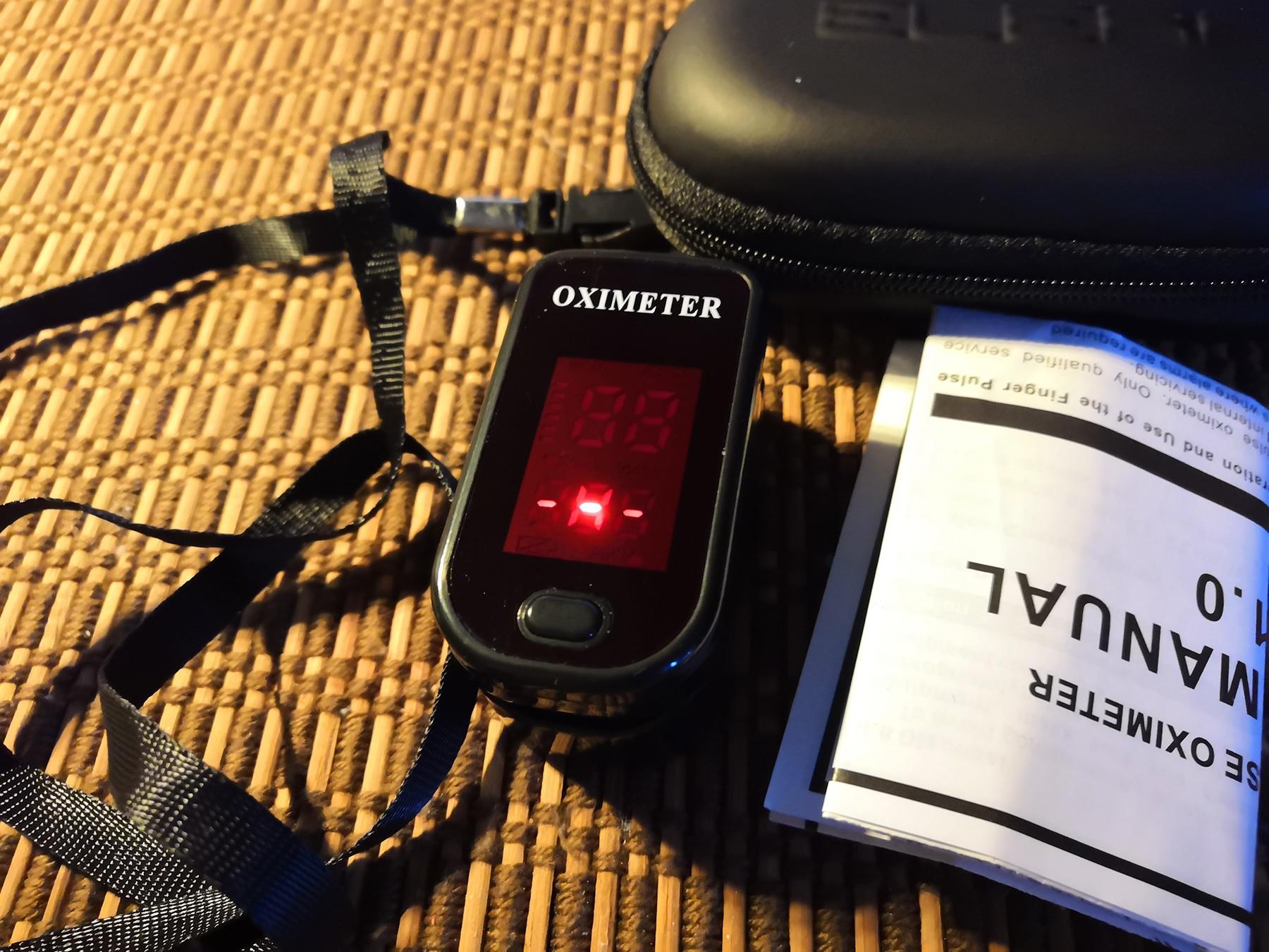 OxygenTrack Pulse Oximeter